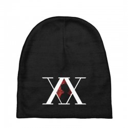 hunter x hunter for dark Baby Beanies | Artistshot