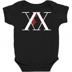 hunter x hunter for dark Baby Bodysuit | Artistshot