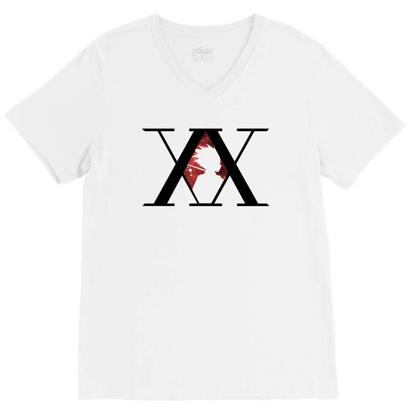 Hunter X Hunter For Light V-neck Tee | Artistshot