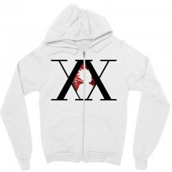 hunter x hunter for light Zipper Hoodie | Artistshot