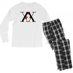 hunter x hunter for light Men's Long Sleeve Pajama Set | Artistshot