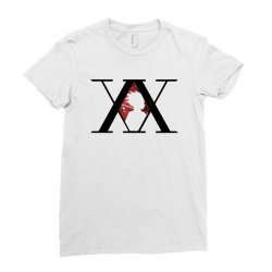 hunter x hunter for light Ladies Fitted T-Shirt | Artistshot