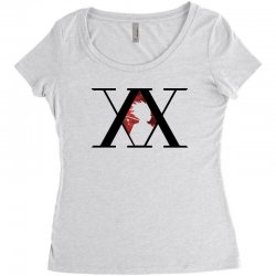 hunter x hunter for light Women's Triblend Scoop T-shirt | Artistshot