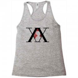 hunter x hunter for light Racerback Tank | Artistshot