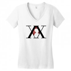 hunter x hunter for light Women's V-Neck T-Shirt | Artistshot