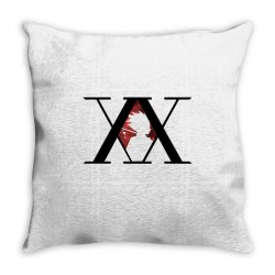 hunter x hunter for light Throw Pillow | Artistshot