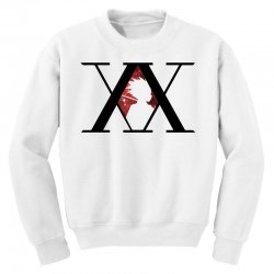 hunter x hunter for light Youth Sweatshirt | Artistshot