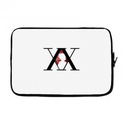 hunter x hunter for light Laptop sleeve | Artistshot