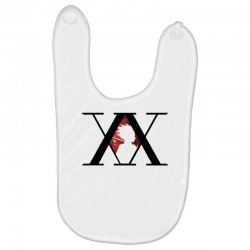 hunter x hunter for light Baby Bibs | Artistshot