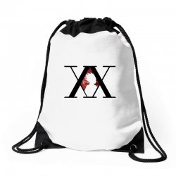 hunter x hunter for light Drawstring Bags | Artistshot