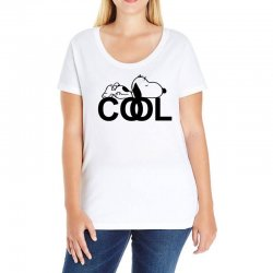 cool snoopy Ladies Curvy T-Shirt | Artistshot