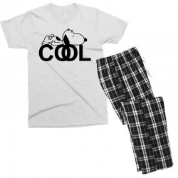 cool snoopy Men's T-shirt Pajama Set | Artistshot