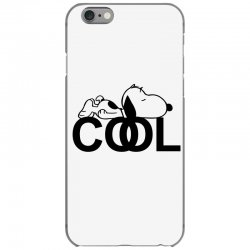 cool snoopy iPhone 6/6s Case | Artistshot