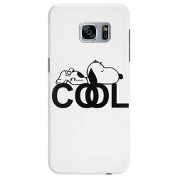 cool snoopy Samsung Galaxy S7 Edge Case | Artistshot