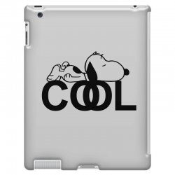 cool snoopy iPad 3 and 4 Case | Artistshot