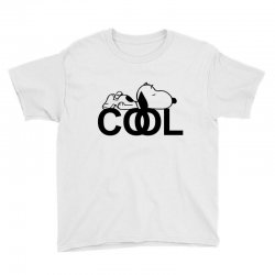 cool snoopy Youth Tee | Artistshot