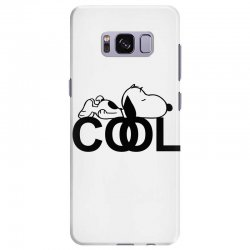 cool snoopy Samsung Galaxy S8 Plus Case | Artistshot