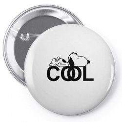 cool snoopy Pin-back button | Artistshot