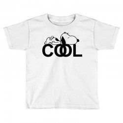 cool snoopy Toddler T-shirt | Artistshot