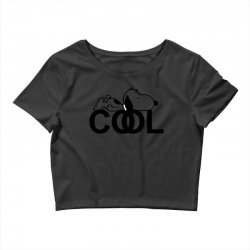 cool snoopy Crop Top | Artistshot