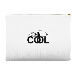 cool snoopy Accessory Pouches | Artistshot