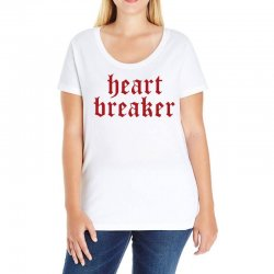 heartbreaker Ladies Curvy T-Shirt | Artistshot