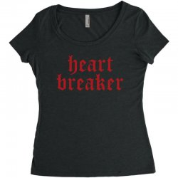 heartbreaker Women's Triblend Scoop T-shirt | Artistshot
