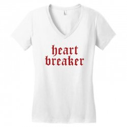 heartbreaker Women's V-Neck T-Shirt | Artistshot