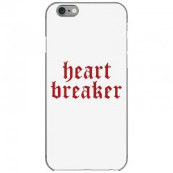 heartbreaker iPhone 6/6s Case | Artistshot