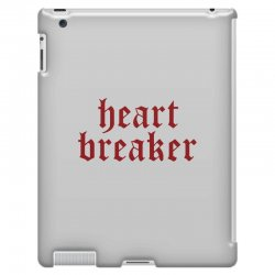 heartbreaker iPad 3 and 4 Case | Artistshot