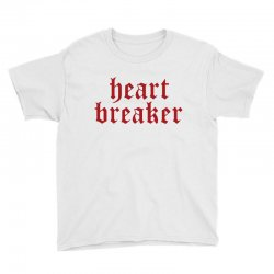 heartbreaker Youth Tee | Artistshot