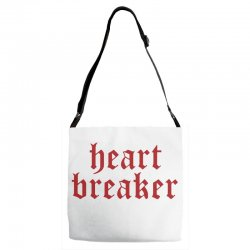 heartbreaker Adjustable Strap Totes | Artistshot