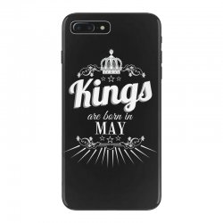 kings are born in may iPhone 7 Plus Case | Artistshot