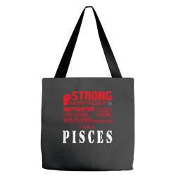 i'am an pisces Tote Bags | Artistshot