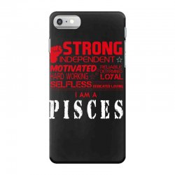 i'am an pisces iPhone 7 Case | Artistshot