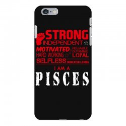 i'am an pisces iPhone 6 Plus/6s Plus Case | Artistshot
