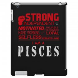 i'am an pisces iPad 3 and 4 Case | Artistshot