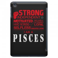 i'am an pisces iPad Mini Case | Artistshot