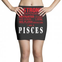 i'am an pisces Mini Skirts | Artistshot