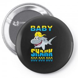 Baby Shark Doo Doo Doo Pin-back button | Artistshot