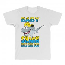 Baby Shark Doo Doo Doo All Over Men's T-shirt | Artistshot