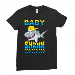 Baby Shark Doo Doo Doo Ladies Fitted T-Shirt | Artistshot