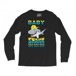 Baby Shark Doo Doo Doo Long Sleeve Shirts | Artistshot