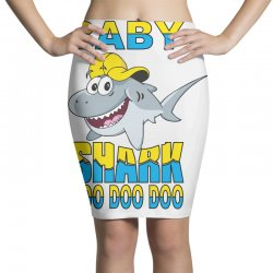 Baby Shark Doo Doo Doo Pencil Skirts | Artistshot
