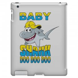 Baby Shark Doo Doo Doo iPad 3 and 4 Case | Artistshot