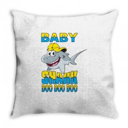 Baby Shark Doo Doo Doo Throw Pillow | Artistshot