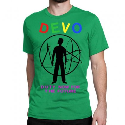 Devo   Duty Now For The Future Classic T-shirt