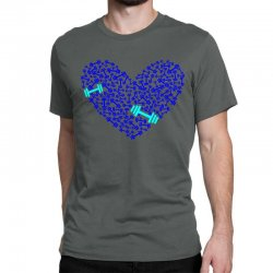 love gym Classic T-shirt | Artistshot