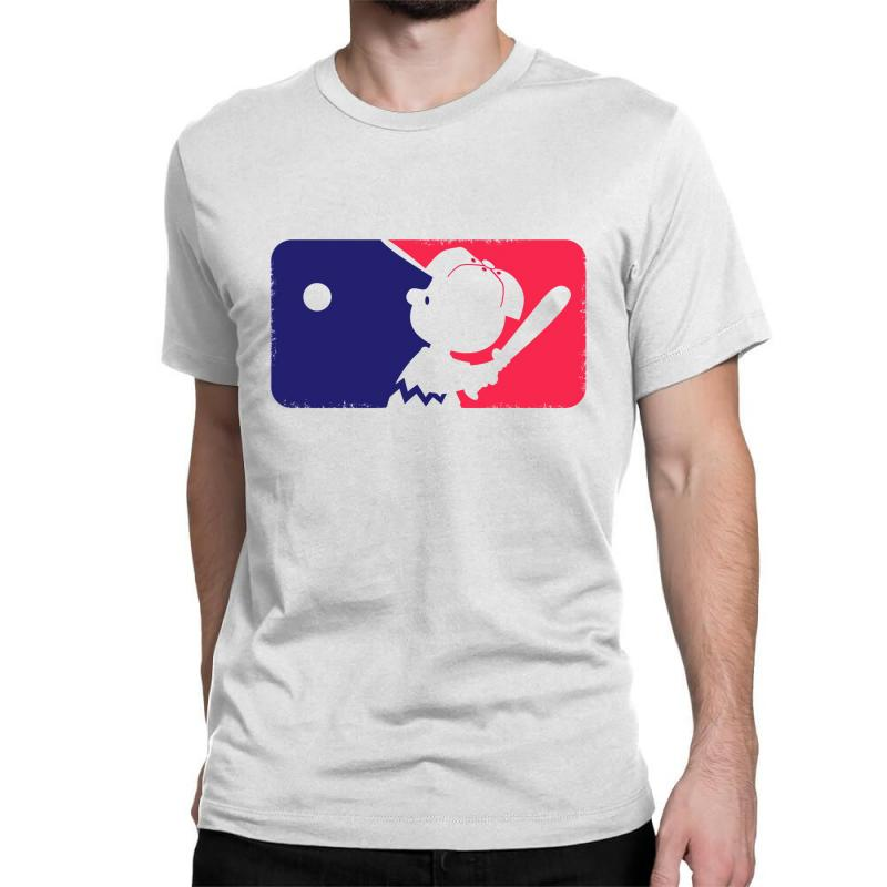 Peanuts League Baseball Classic T-shirt | Artistshot