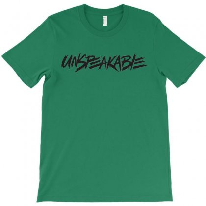 Unspeakablegaming T-shirt Designed By Killakam
